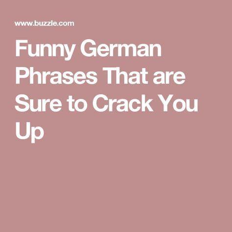 German essay expressions